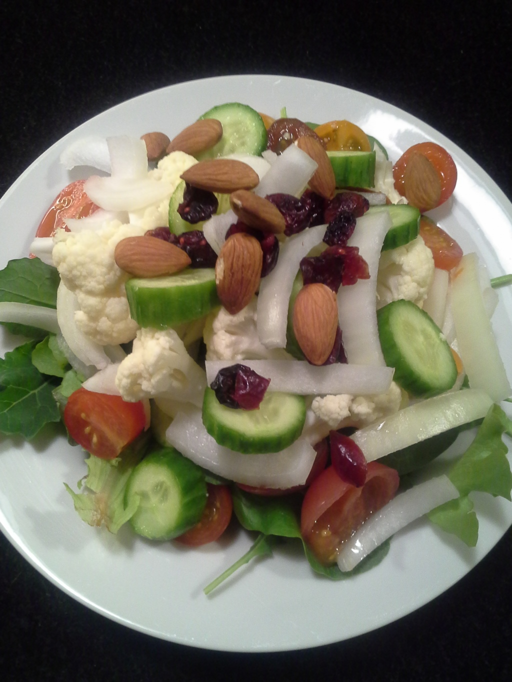 I add cucumbers to salads or eat them with hummus for a nutritious, hydrating snack.
